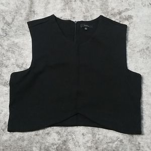NWOT Talula (Aritzia) Black crop top